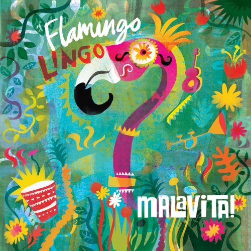 Cover design for Malavita album