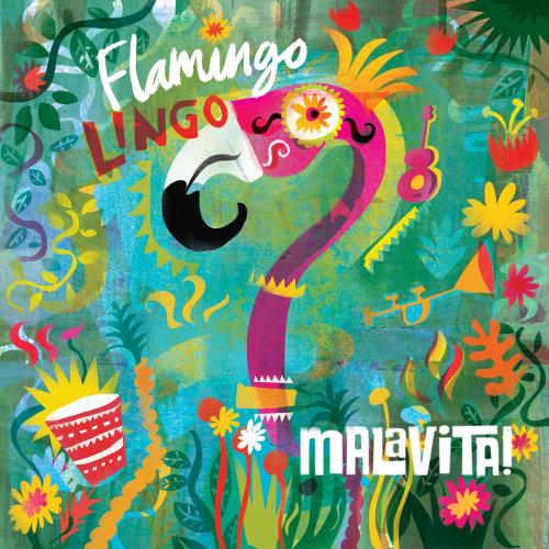 Diseño de portada para el álbum de Malavita