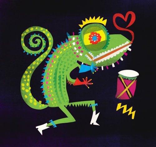 Love Chameleon