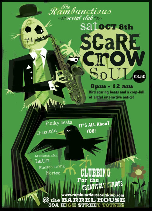 Scarecrow Soul