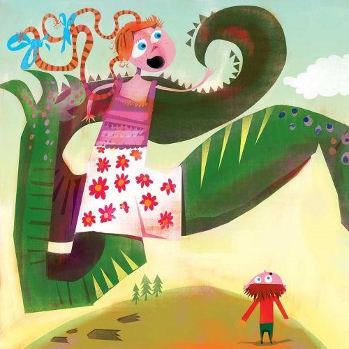 Character design for Children's Book Illustration