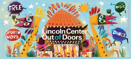 Web graphique Lincoln extérieur