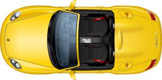 Illustration of Porsche Boxster