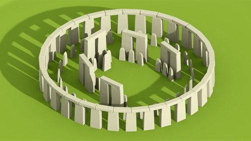Stonehenge story animation