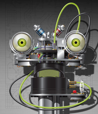Illustration of Robot