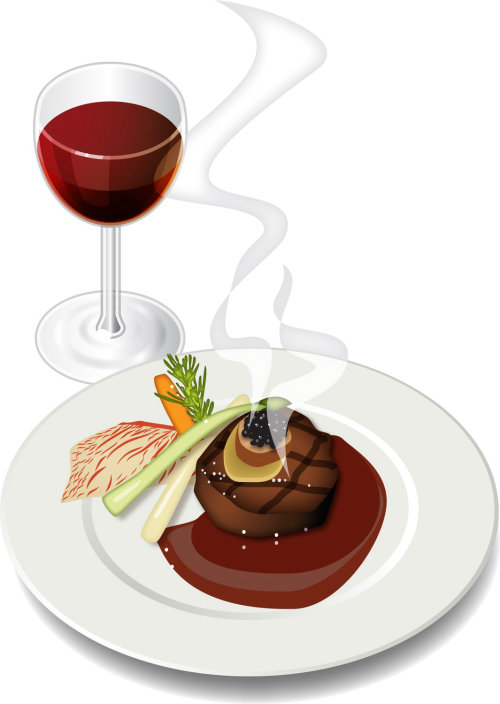 Illustration du repas Petrus