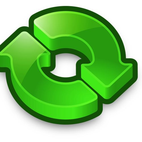 Computer Generated Recycle
