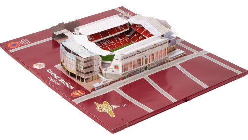 Highbury pop up illustration
