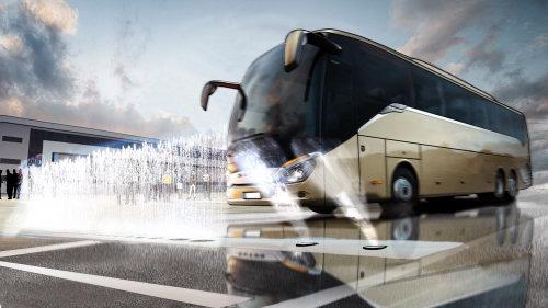 公交就职典礼素描