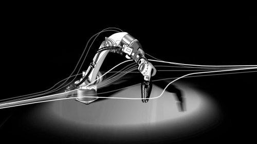 3d机器人
