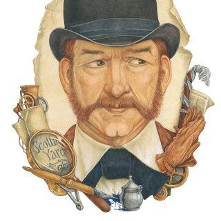 Portrait of Mr. Fix