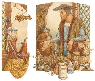 Brothers Grimm, Classical, Saga