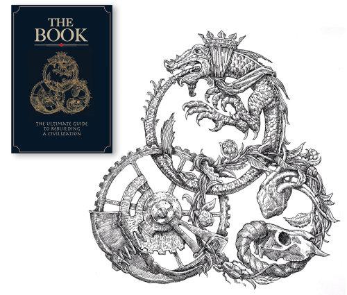 L'illustration de la couverture du livre