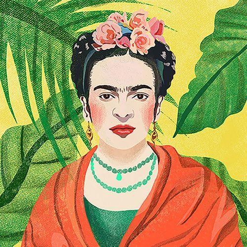 Li Zhang Portraits Illustrator from USA