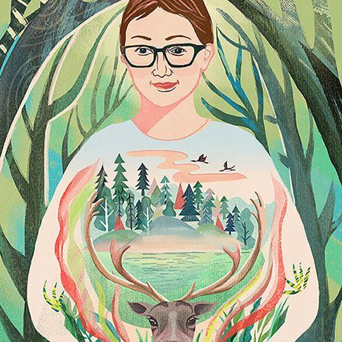 Li Zhang Conceptual Illustrator from USA