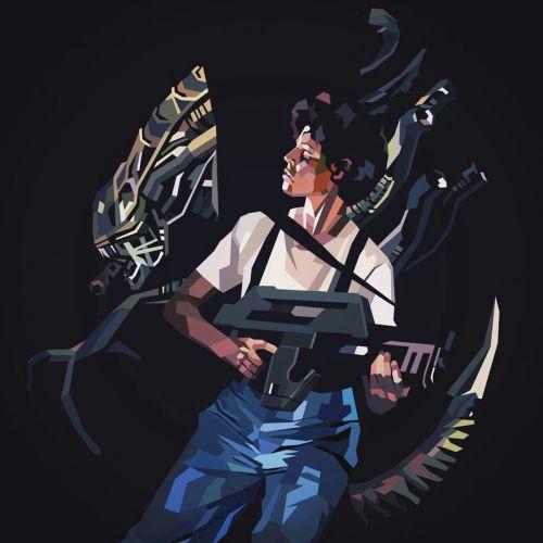 Hero Complex Gallery Believe it or Not, Alien movie poster art
