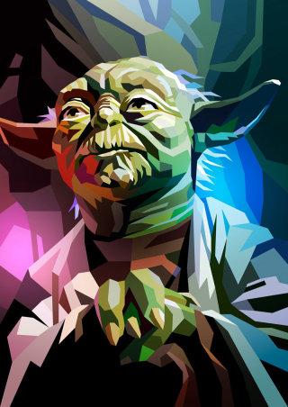 Yoda Character in Star Wars