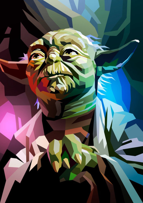 Yoda Character in Star Wars