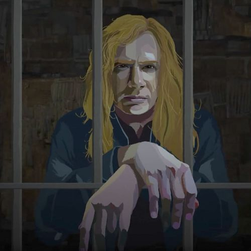 Megadeth the threat is real music video animation