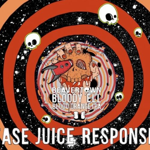 Beavertown Bloody Ell animation