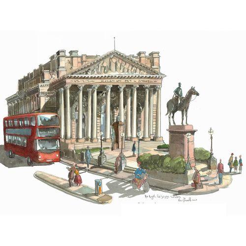 The Royal Exchange London