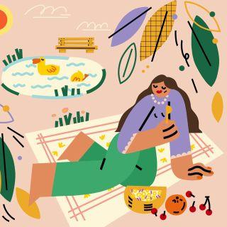 View Lin Chen's illustration portfolio