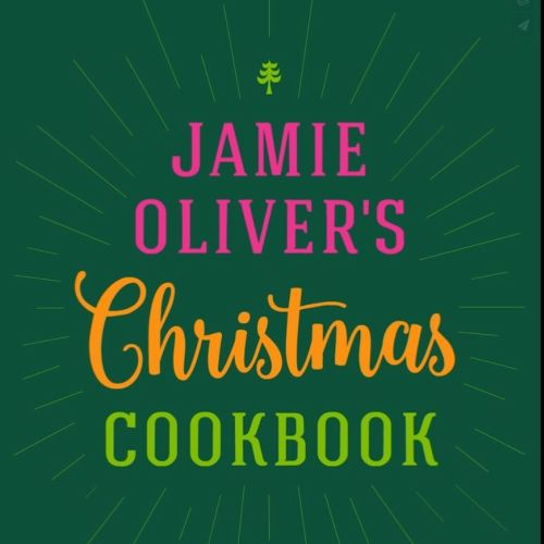 Animated typography cookery book by Jamie Oliver