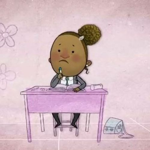My Dyslexic Mind animation for BBC One