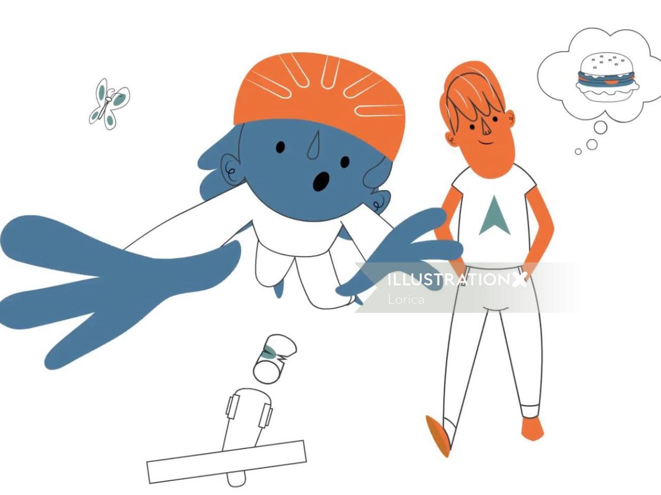 View Lorica's animation portfolio