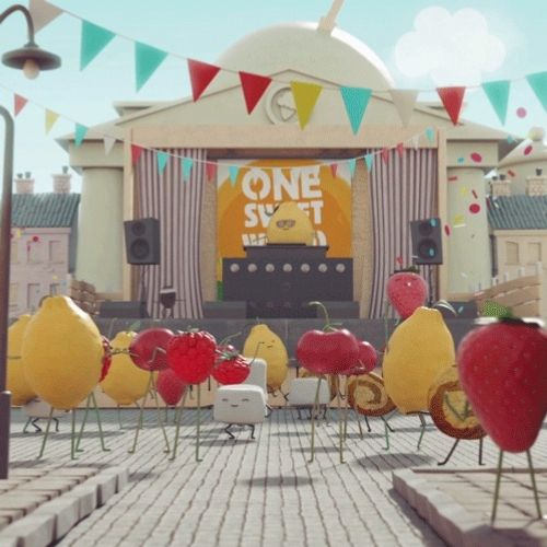 Ben & Jerry's one sweet world commercial animation