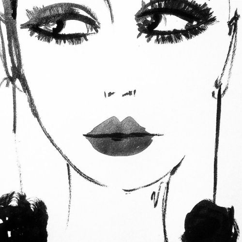 Lucia Emanuela Curzi Fashion Illustrator • London