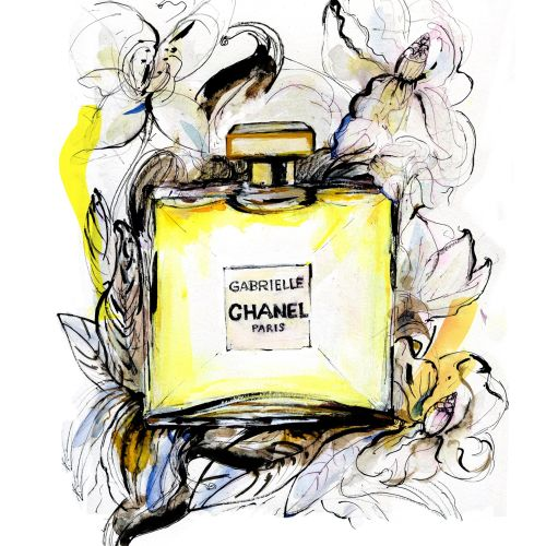 Beauty Perfume Gabrielle Chanel