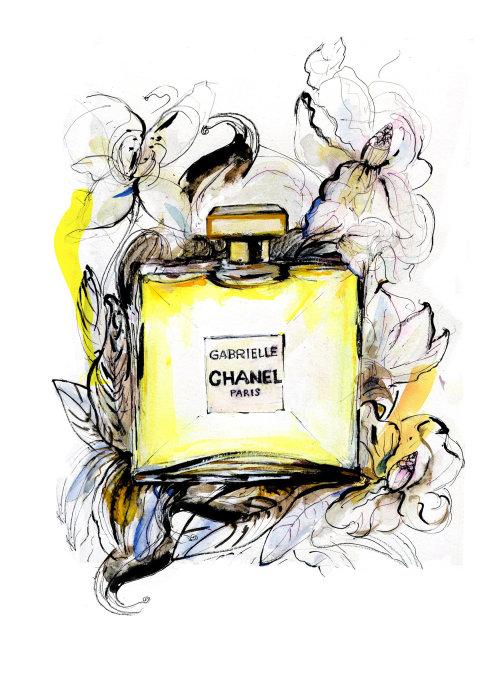 Beauty Perfume Gabrielle Chanel