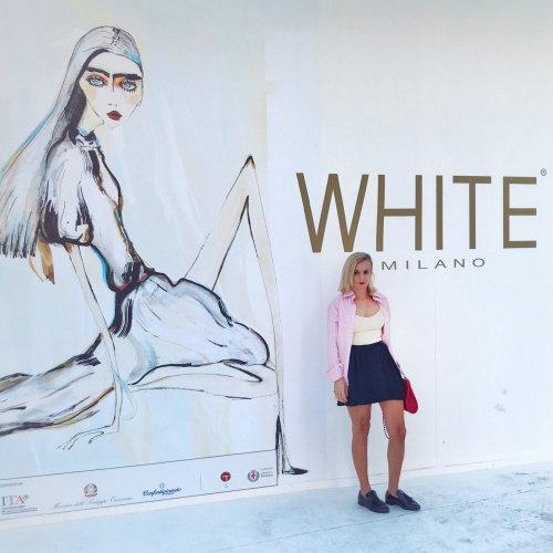 Advertising White Milano