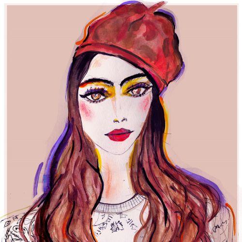 Lucia Emanuela Curzi Portraits