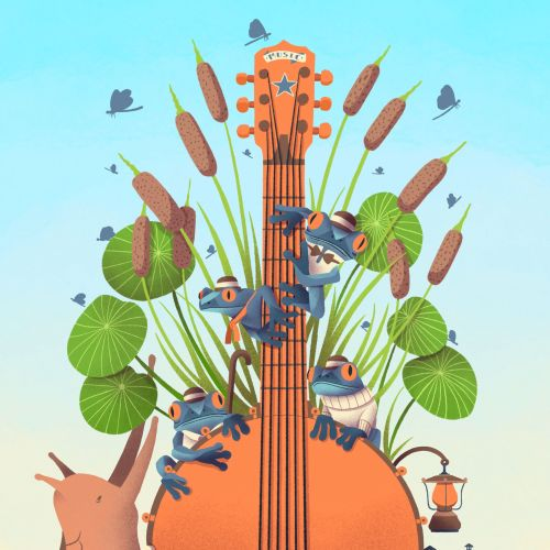 Unimaginable Worlds Collection - Snail Banjo