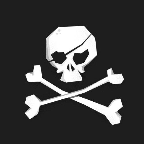 Cartoon & humor of Skull and bones