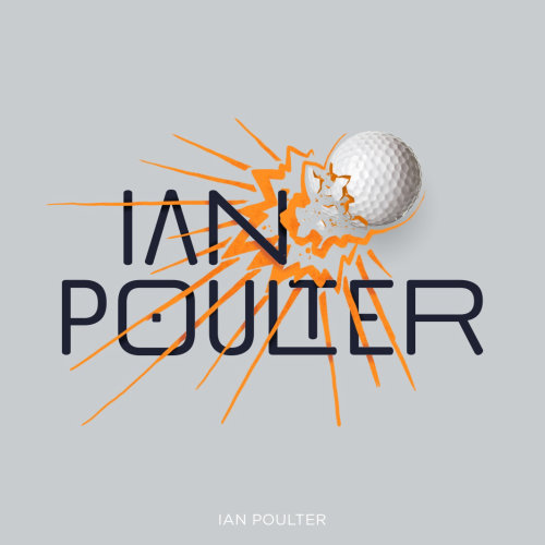 Ian poulter golf graphic