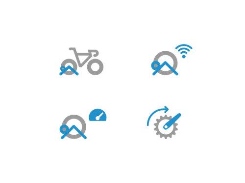 Graphic illustration icons