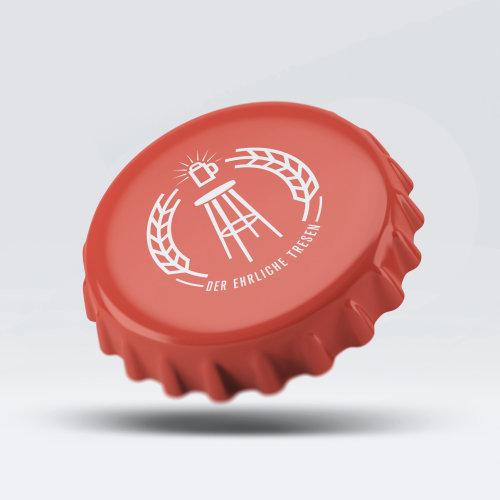 3d illustration of cap
