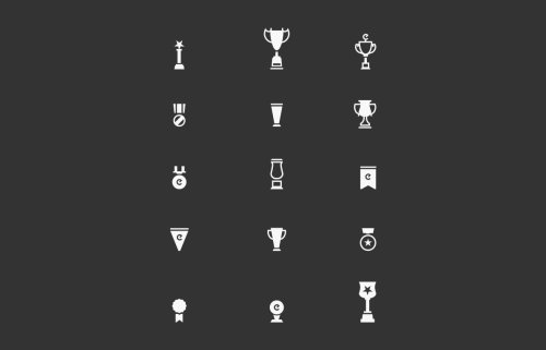 Sports Cup's Icons