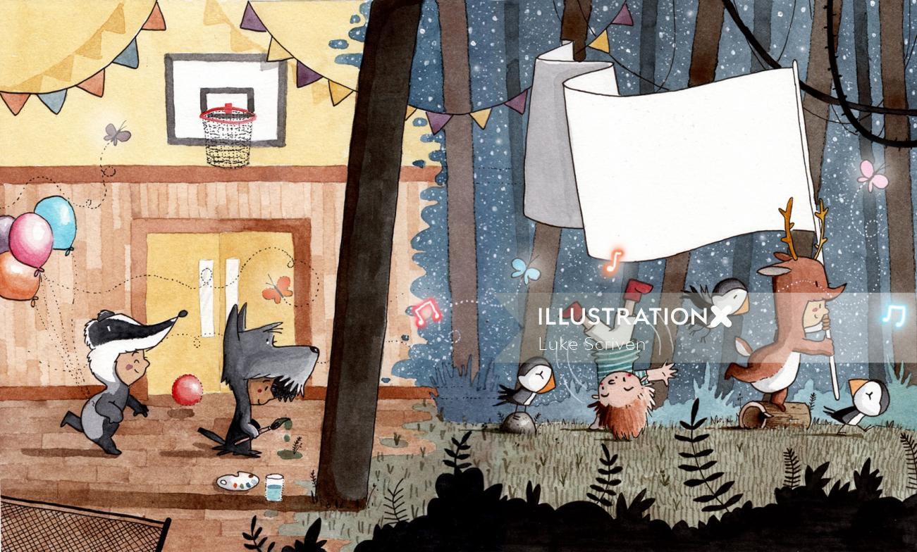 Brochure Design By Luke Scriven
