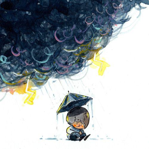 Luke Scriven Watercolour Illustrator from United Kingdom
