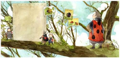 Children bug kingdom