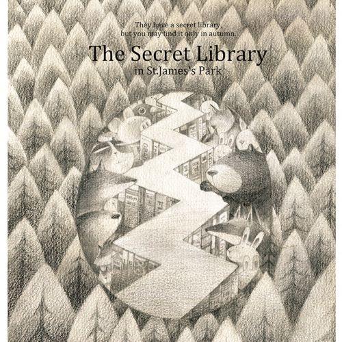 Mae Besom Kinderbuchillustrator. China