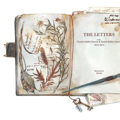 The Letters text and key illustration