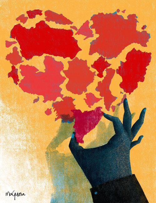 reforma constitucional e Catalunha