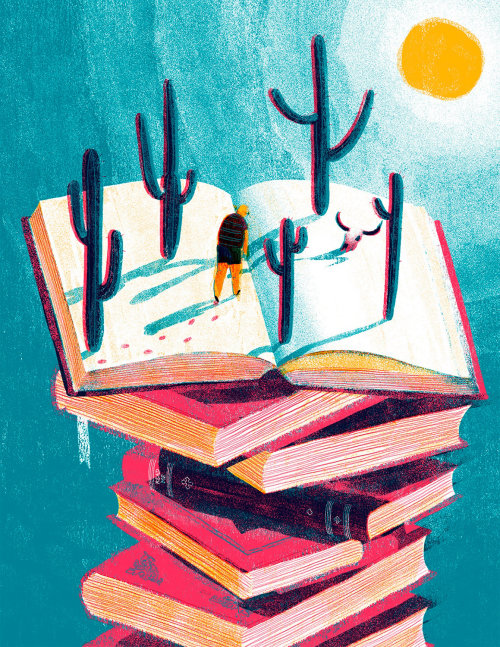 Livros conceituais demais