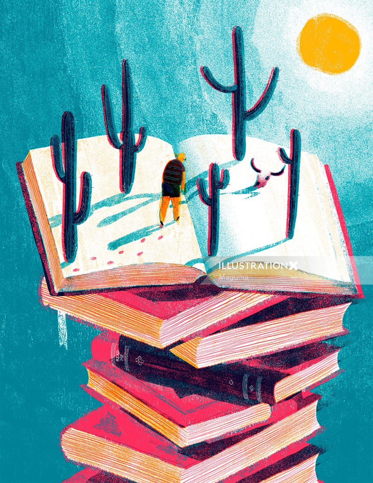 Conceptual Too many books