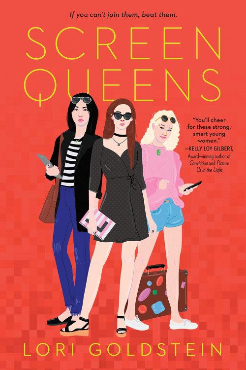 Editorial screen queens cover